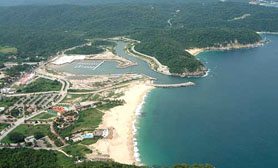 Huatulco Geography